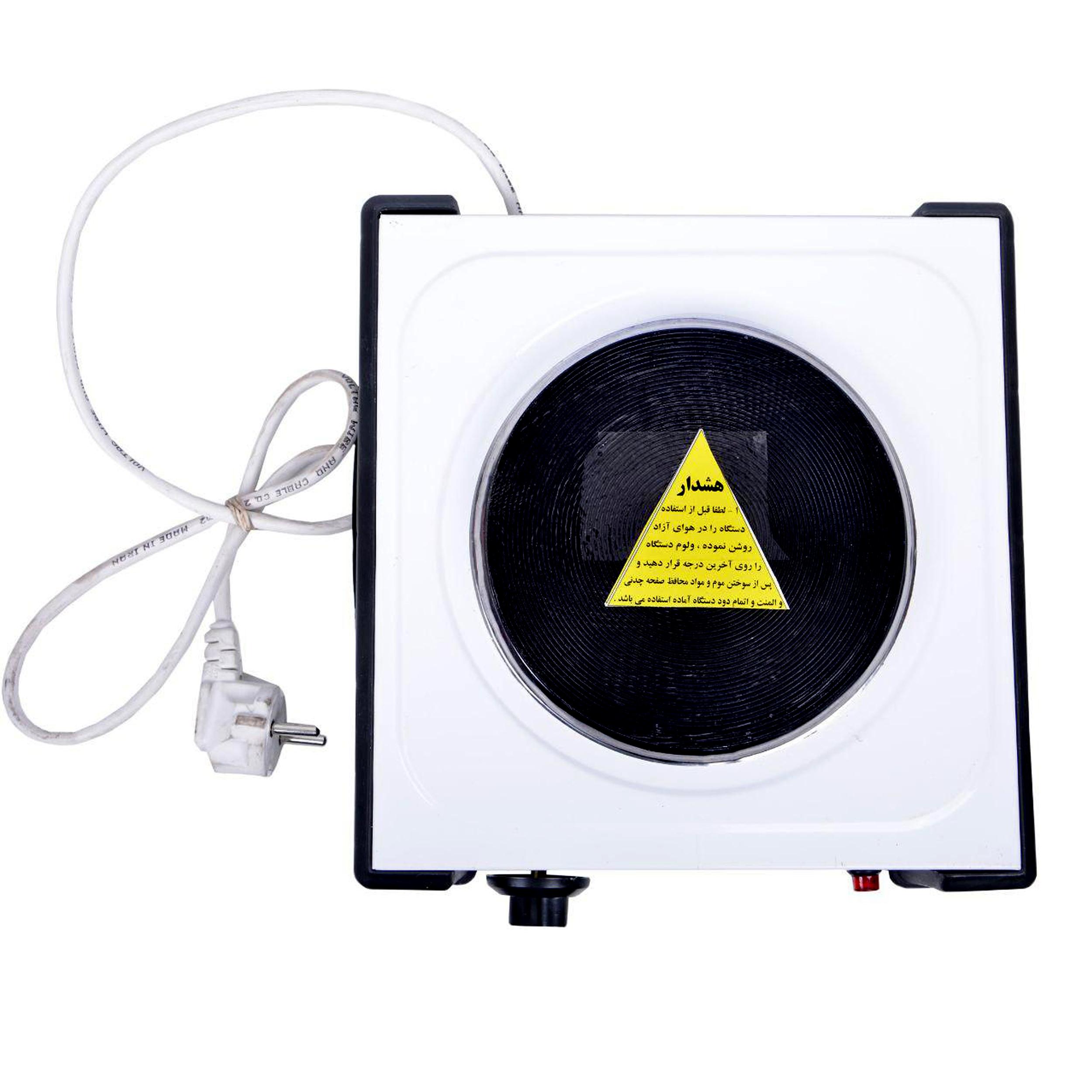 اجاق گاز برقی دی اس ام الکتریک مدل DSM001