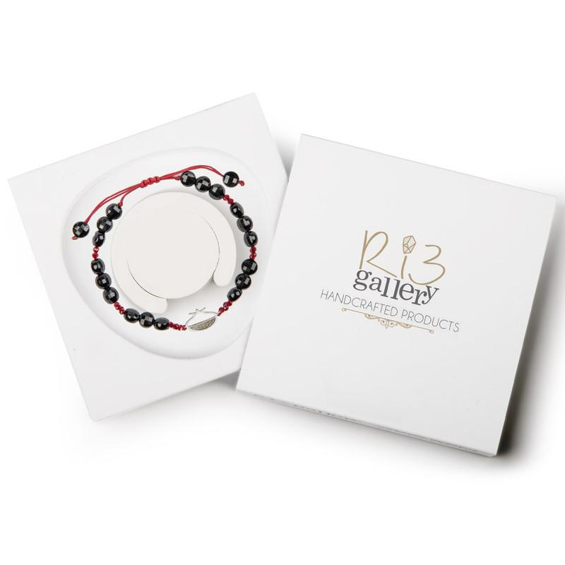 دستبند نقره زنانه ریسه گالری مدل Ri3-A1226