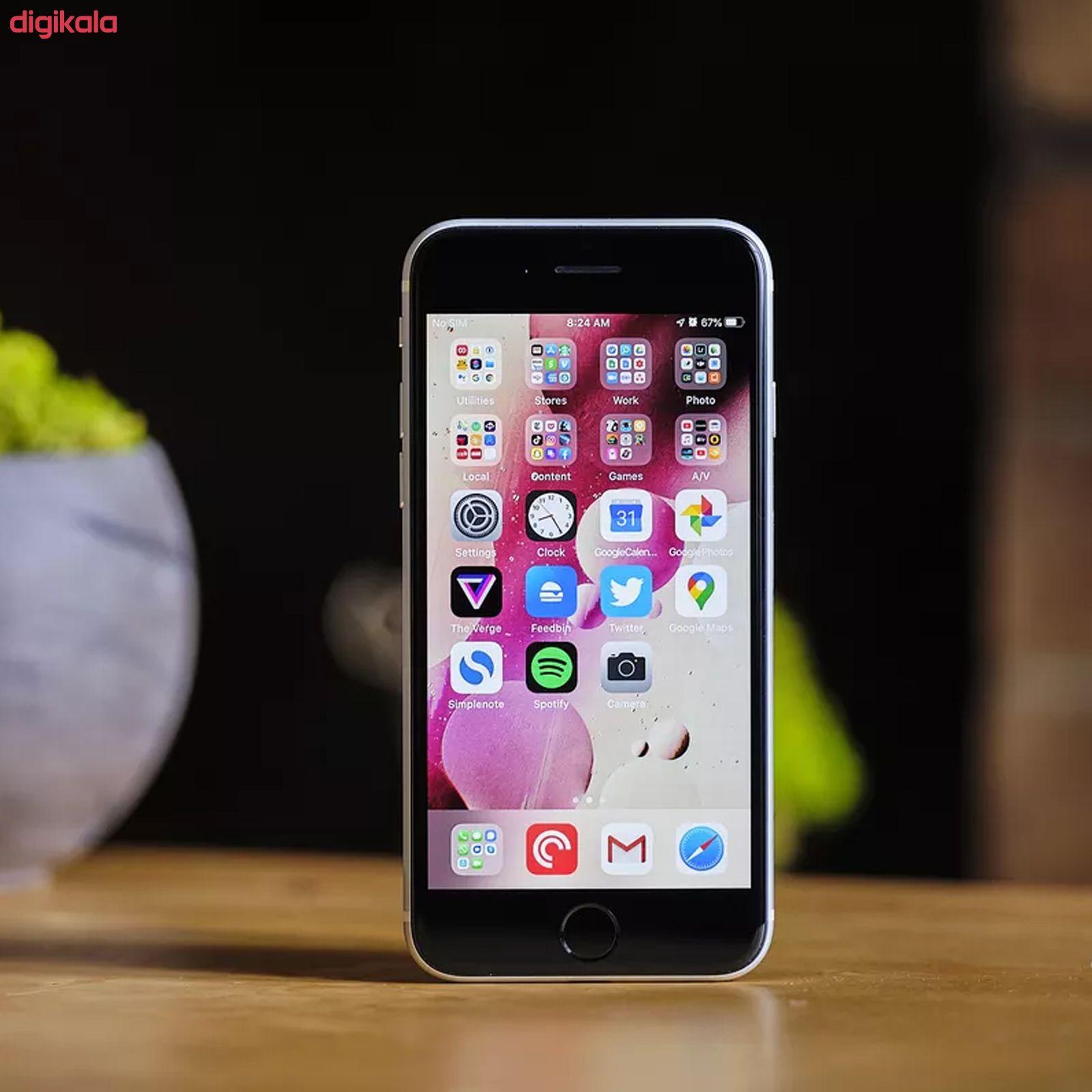 گوشی موبایل اپل مدل  iPhone SE 2020 A2275 ظرفیت 128 گیگابایت main 1 14