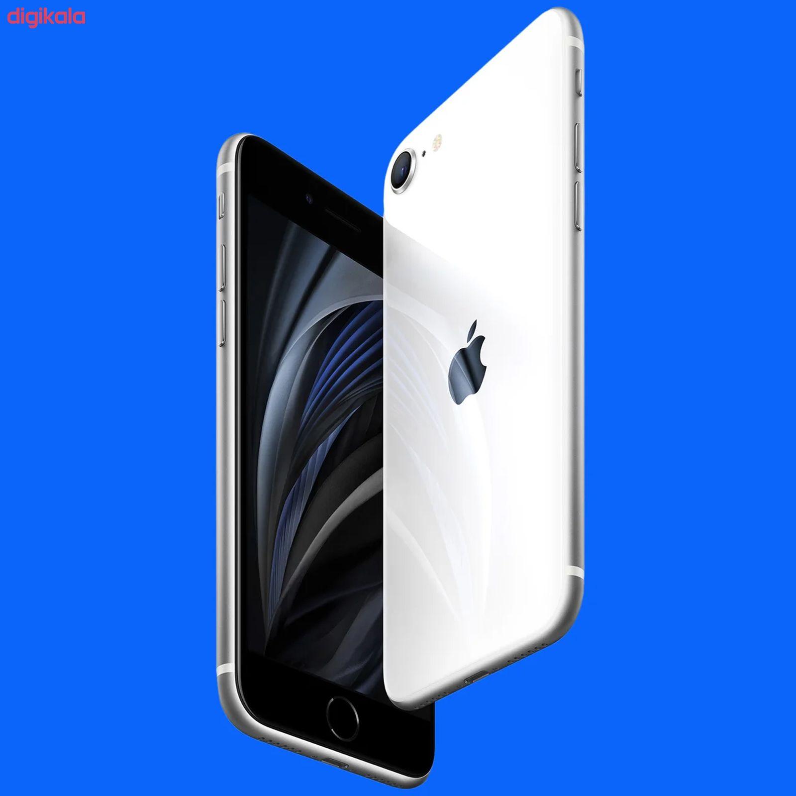 گوشی موبایل اپل مدل  iPhone SE 2020 A2275 ظرفیت 128 گیگابایت main 1 5