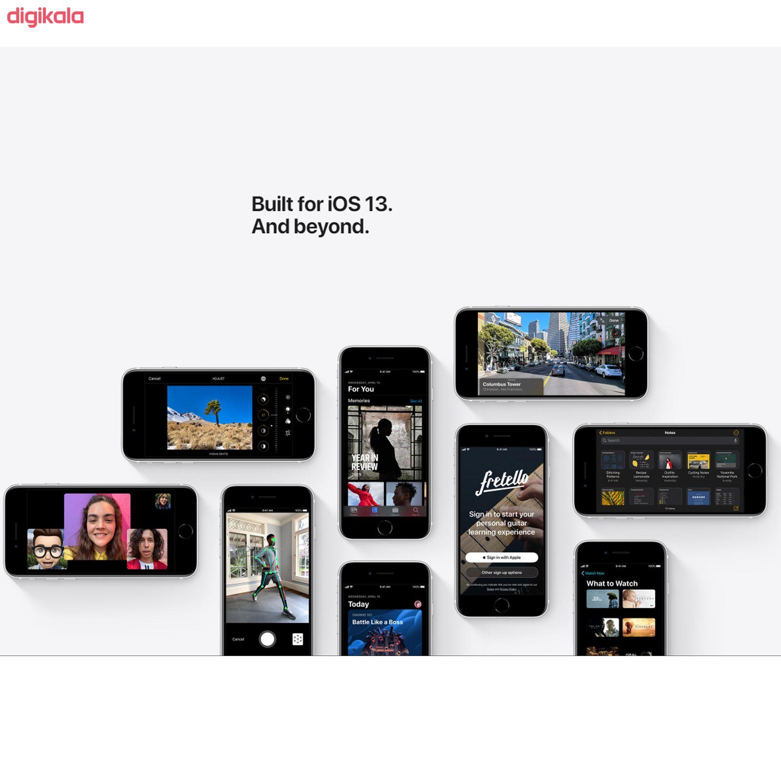 گوشی موبایل اپل مدل  iPhone SE 2020 A2275 ظرفیت 128 گیگابایت main 1 7