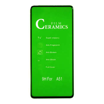 محافظ صفحه نمایش مدل CF9 مناسب برای گوشی موبایل سامسونگ Galaxy A51