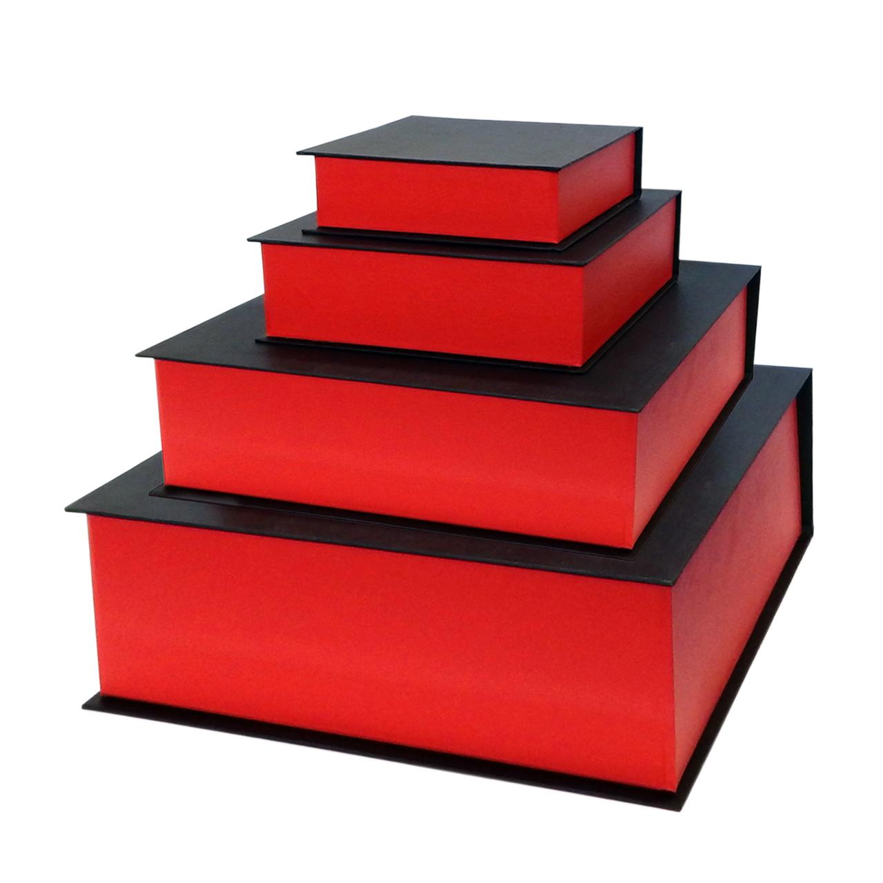 خرید                      جعبه هدیه مدل B4 مجموعه 4 عددی