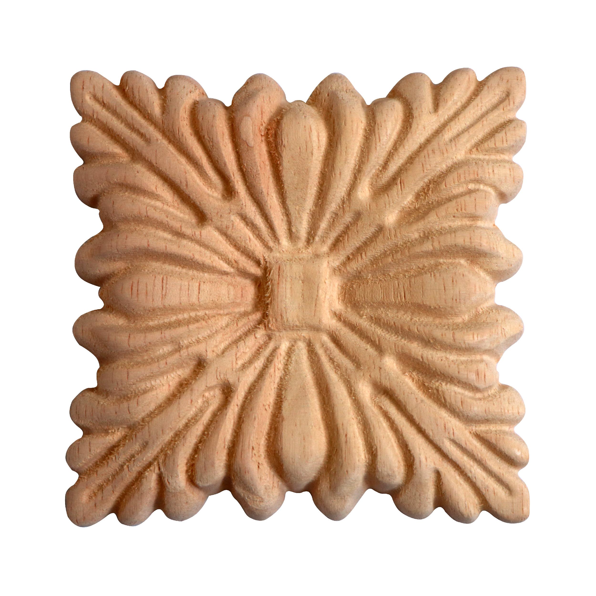 خرید                      گل منبت کاری مدل چهاربرگ کد ۴۴-۹ L