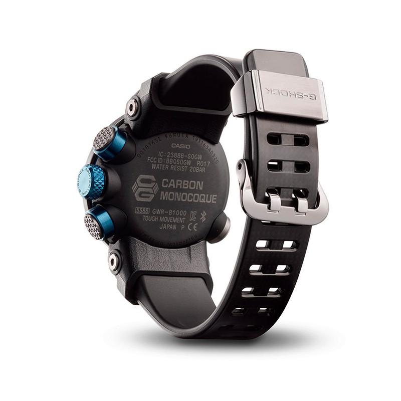 ساعت مچی عقربه ای مردانه کاسیو مدل GWR-B1000-1A1DR