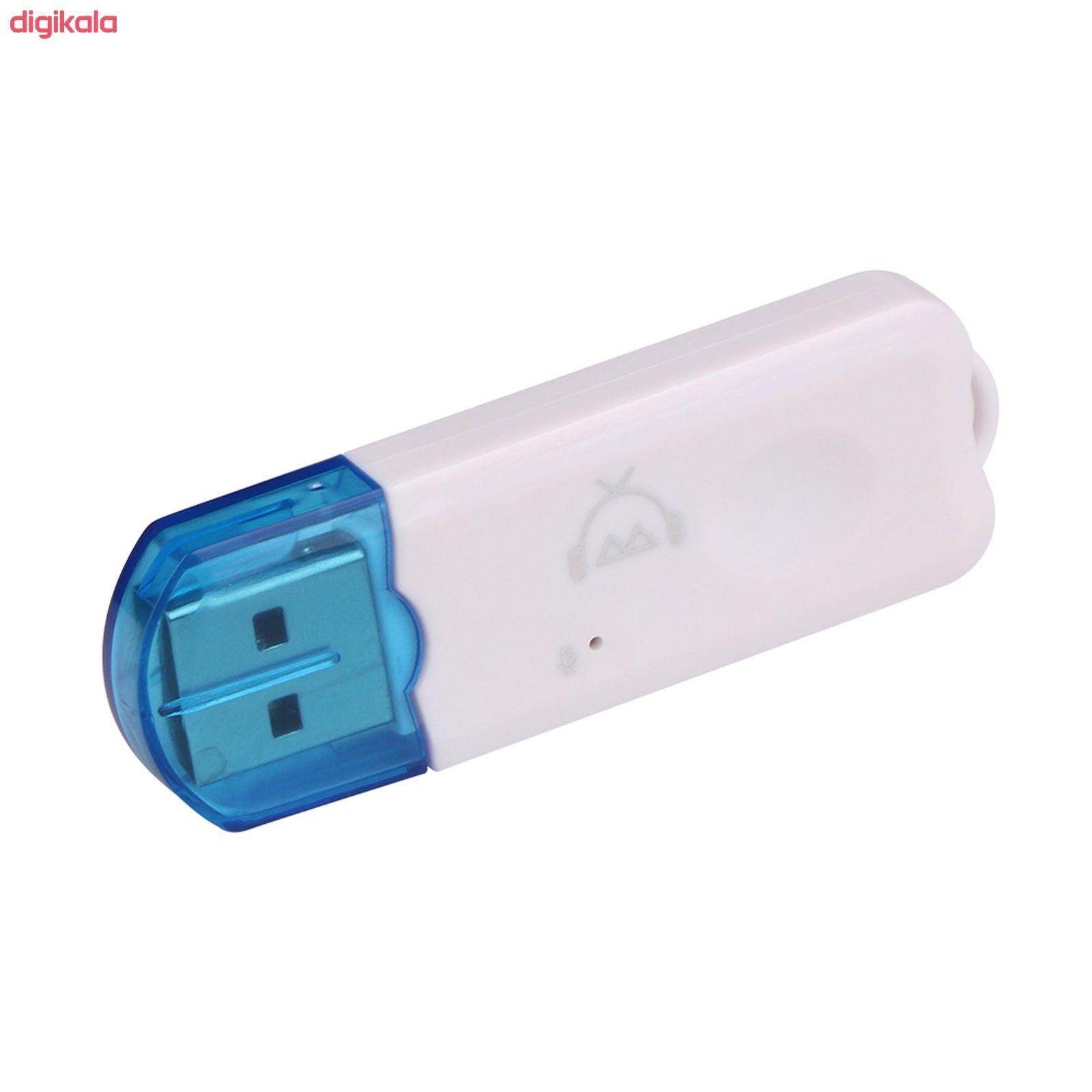 دانگل بلوتوث USB مدل BT-118 main 1 1
