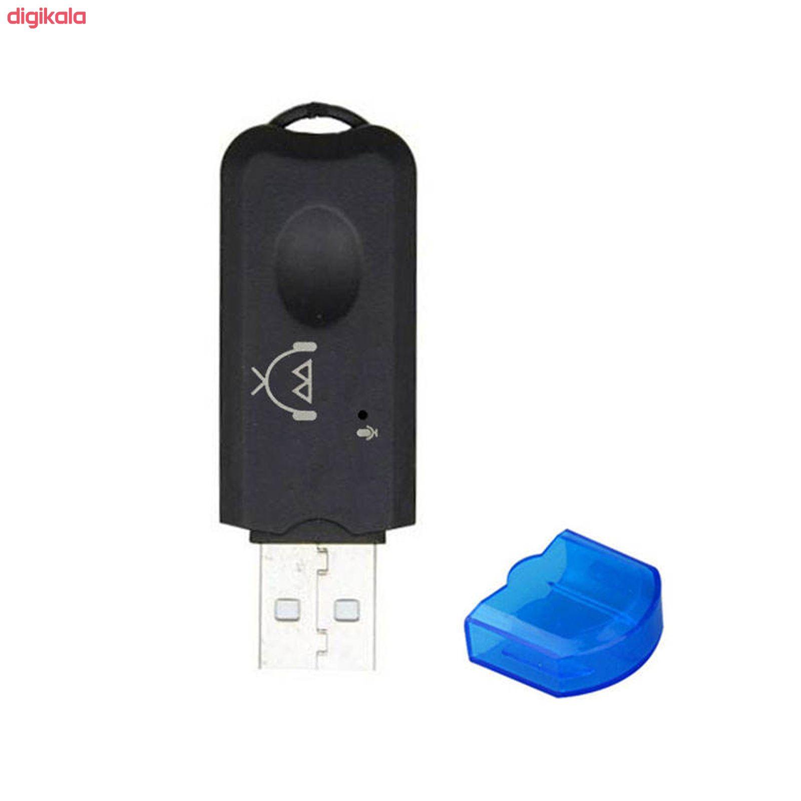 دانگل بلوتوث USB مدل BT-118 main 1 6