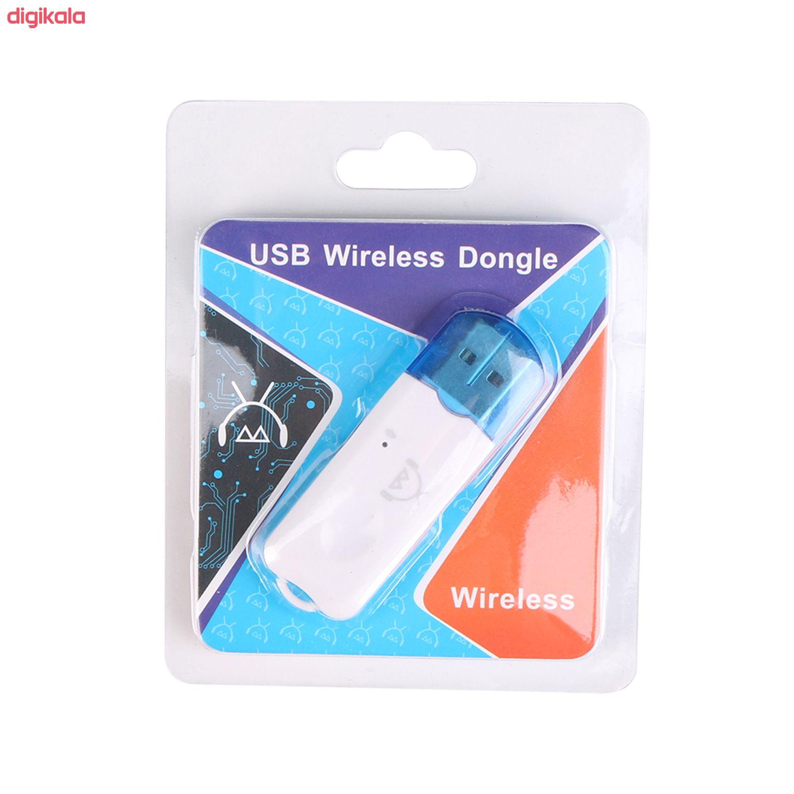 دانگل بلوتوث USB مدل BT-118 main 1 7