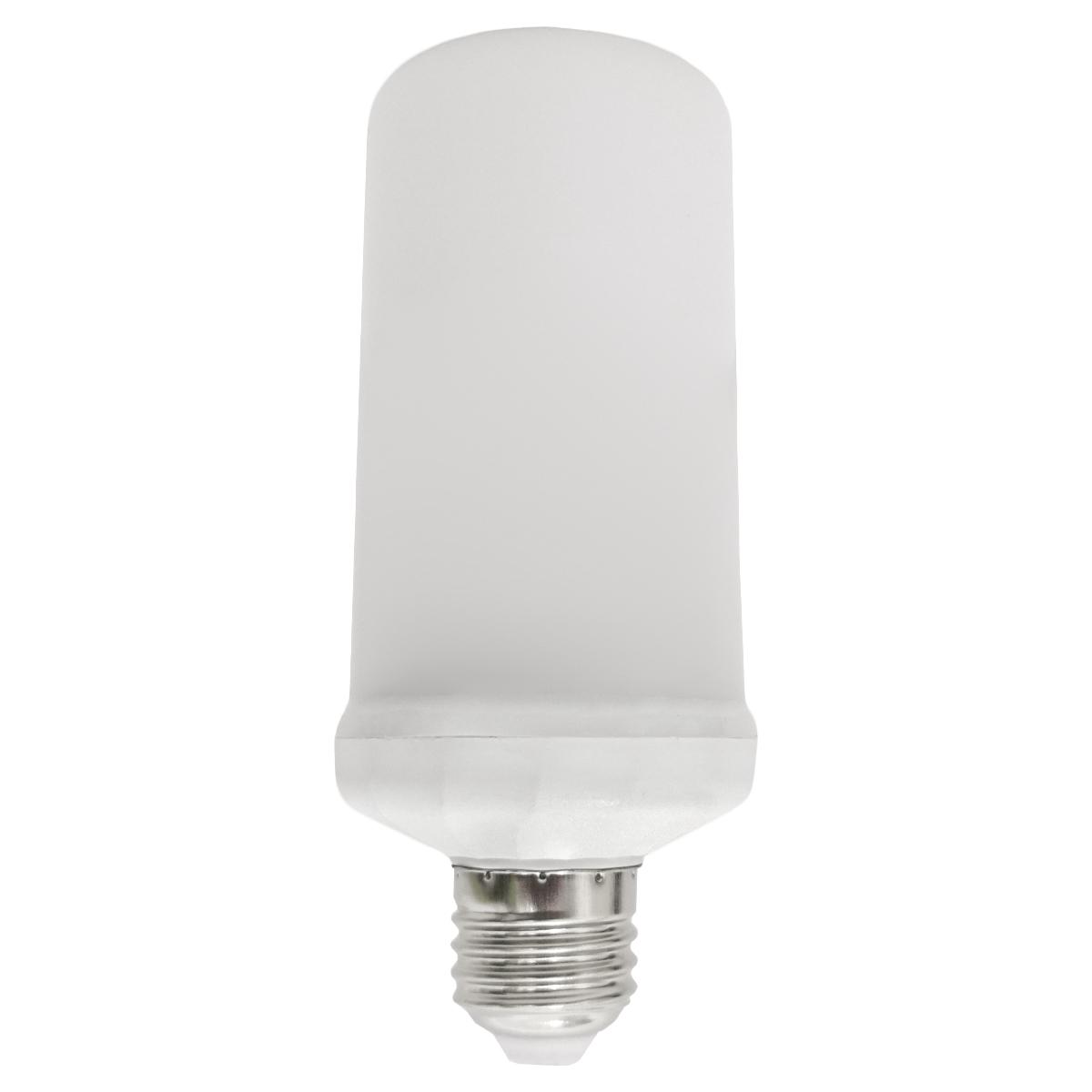 لامپ ال ای دی 2 وات طرح شعله کد 01 پایه E27