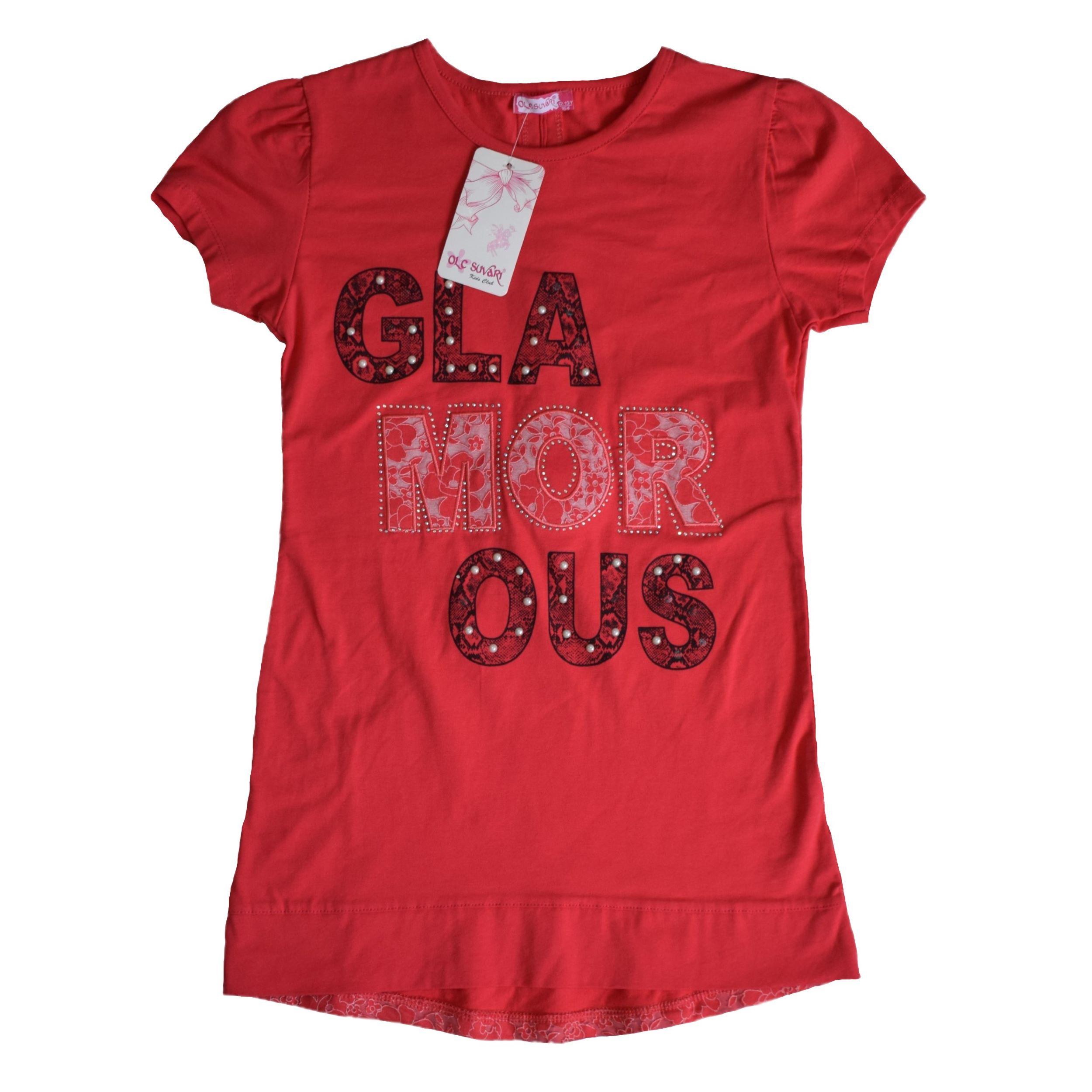 تی شرت دخترانه او ال سی سوواری کد N106M