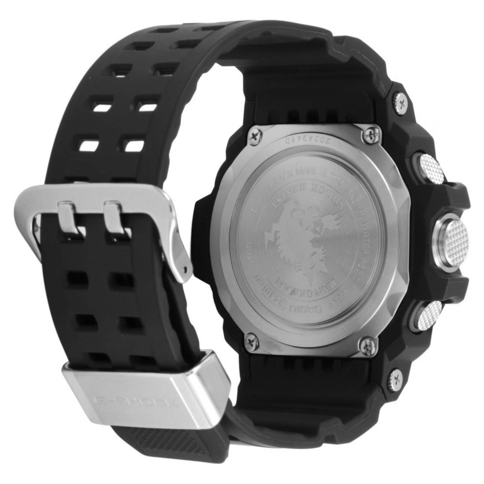ساعت مچی دیجیتال مردانه کاسیو مدل جی شاک کد GW-9400-1DR             قیمت