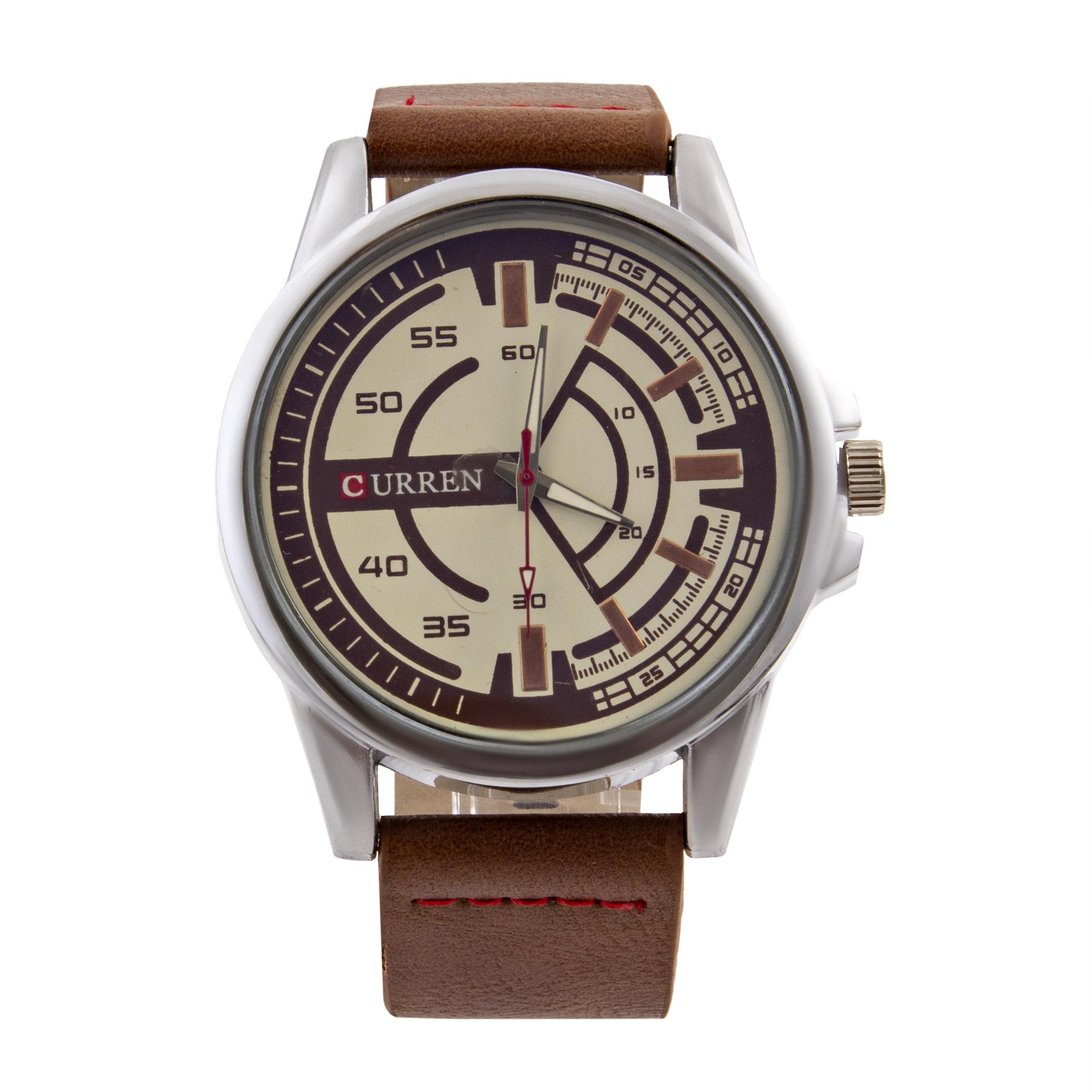 قیمت و خرید                        ساعت مچی عقربه ای مردانه کد WHM_029