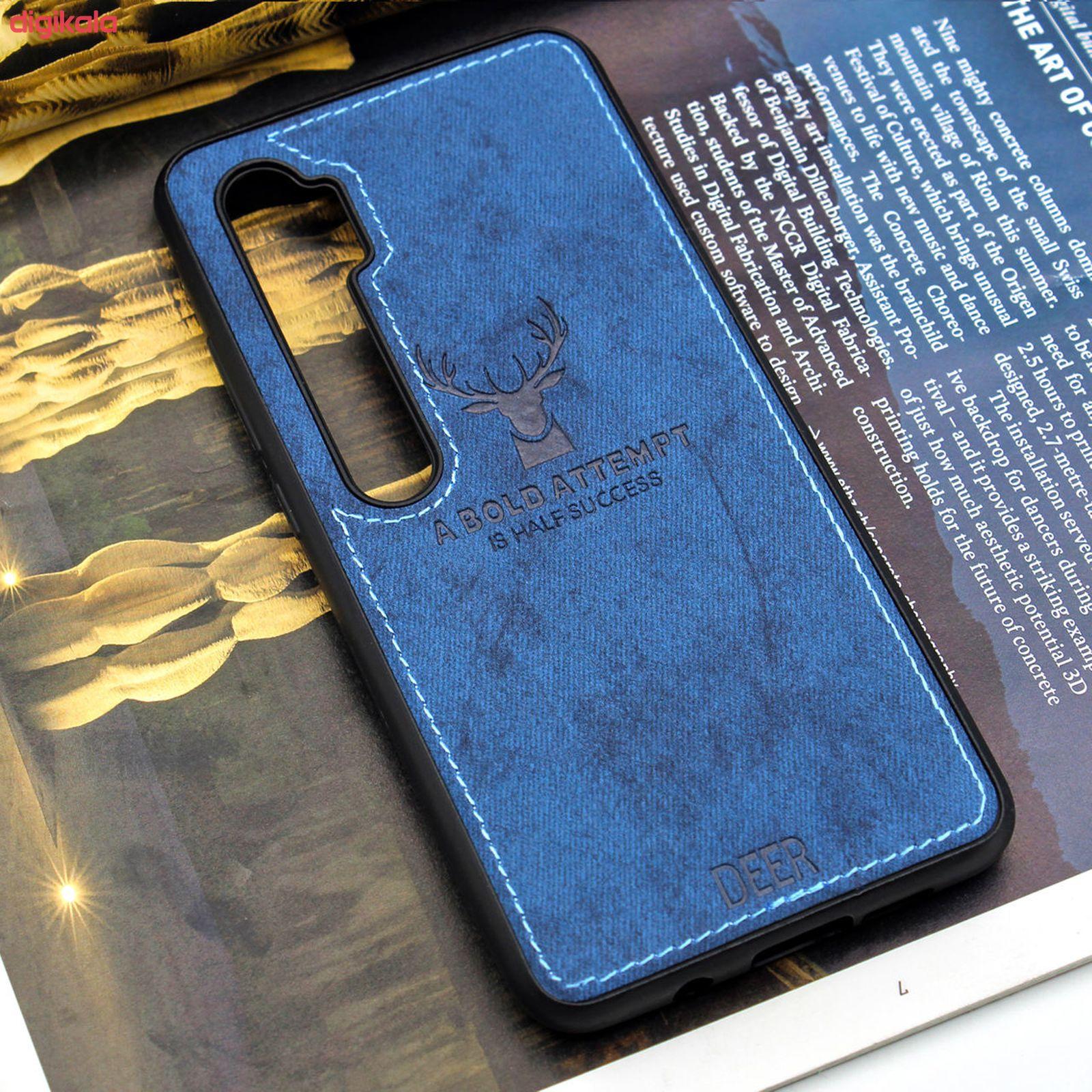 کاور مدل CO355 طرح گوزن مناسب برای گوشی موبایل شیائومی Mi Note 10/Note 10 Pro/CC9 Pro main 1 1