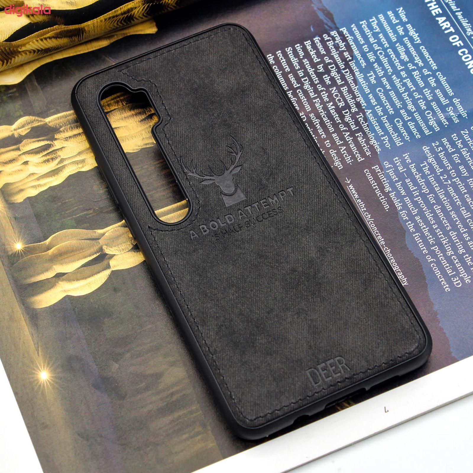 کاور مدل CO355 طرح گوزن مناسب برای گوشی موبایل شیائومی Mi Note 10/Note 10 Pro/CC9 Pro main 1 3