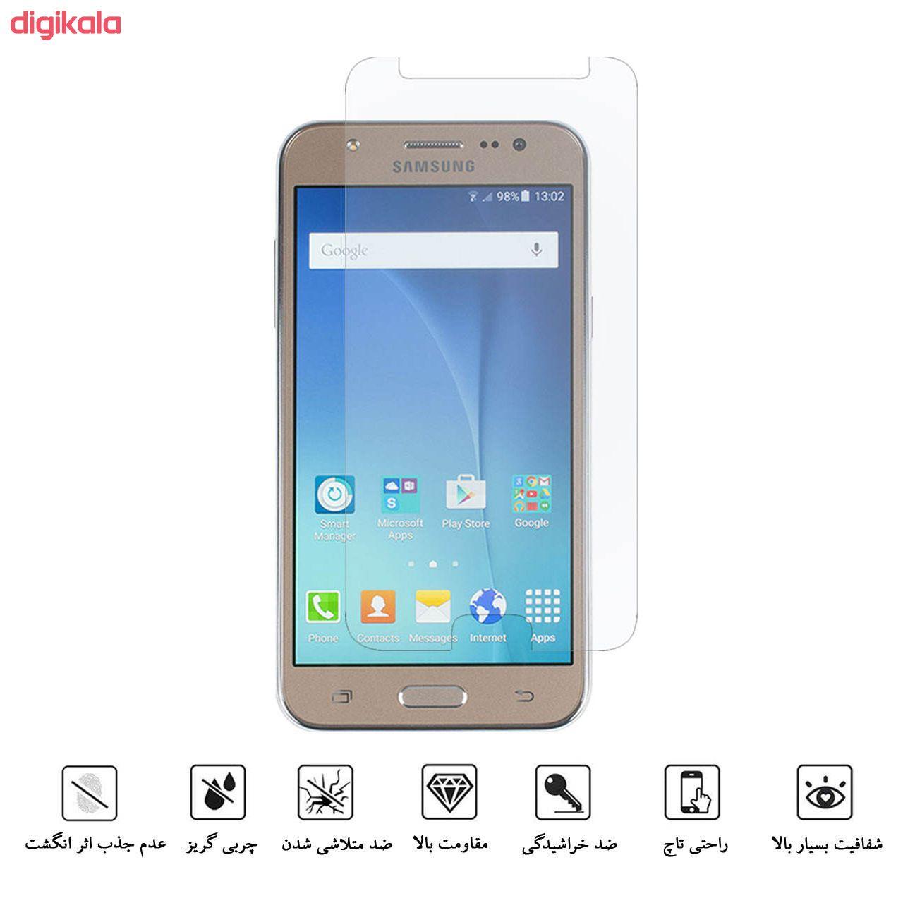 محافظ صفحه نمایش مدل NP مناسب برای گوشی موبایل سامسونگ  Galaxy J5 2015 main 1 2