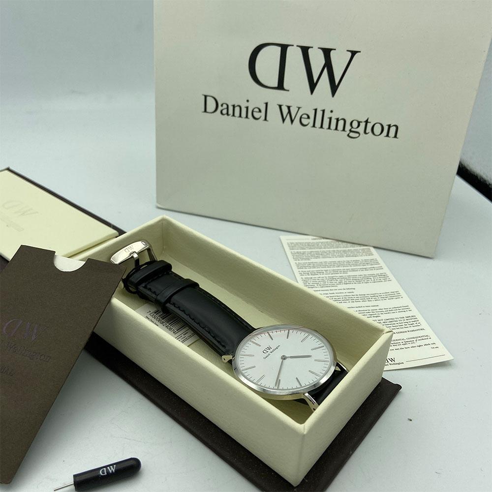 ساعت مچی عقربه ای مردانه مدل DW117              اصل