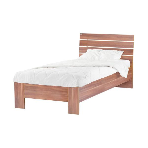 تخت خواب یک نفره تولیکا مدل Ariana کد 4014