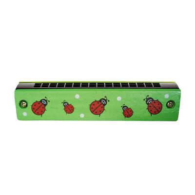 بازی آموزشی طرح ساز دهنی مدل ladybug-g