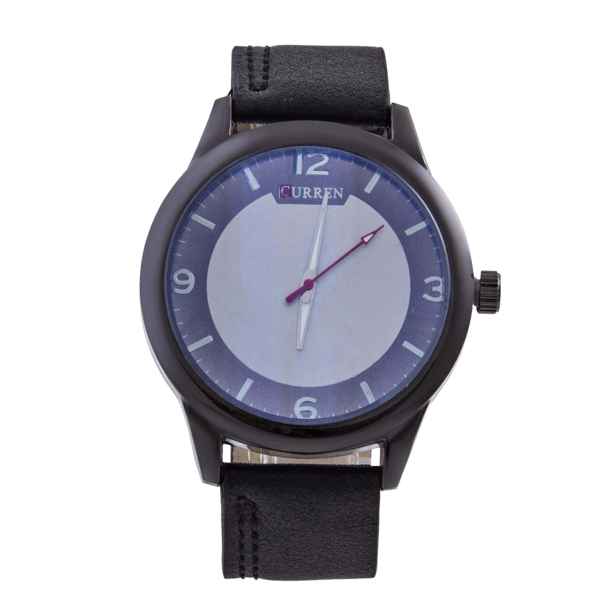 قیمت                        ساعت مچی عقربه ای مردانه کد WHM_030