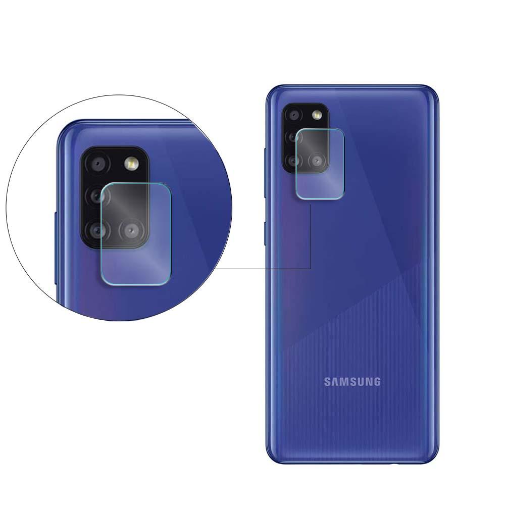 محافظ لنز دوربین سیحان مدل GLP مناسب برای گوشی موبایل سامسونگ Galaxy A31 main 1 2