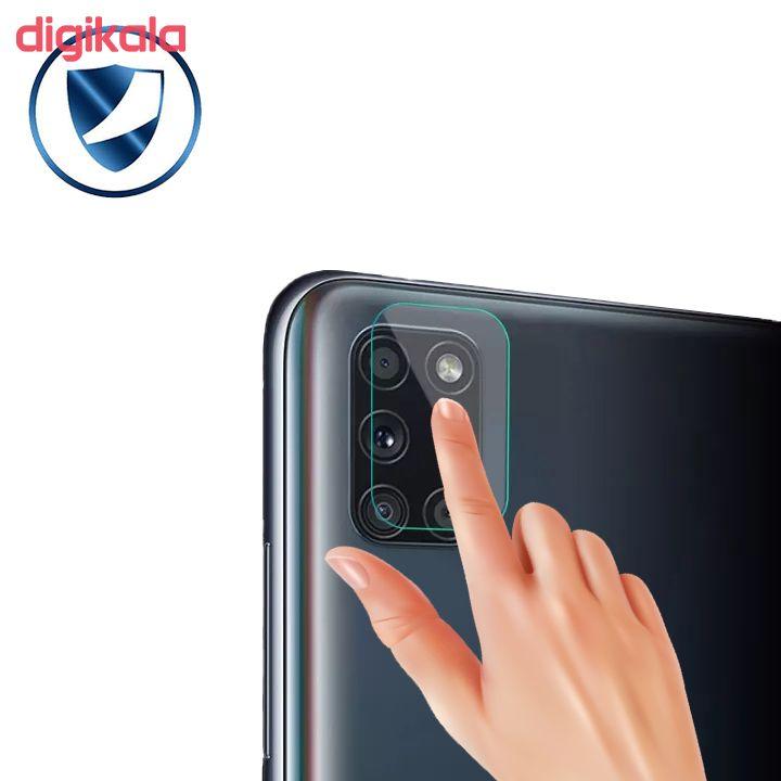 محافظ لنز دوربین سیحان مدل GLP مناسب برای گوشی موبایل سامسونگ Galaxy A31 main 1 4