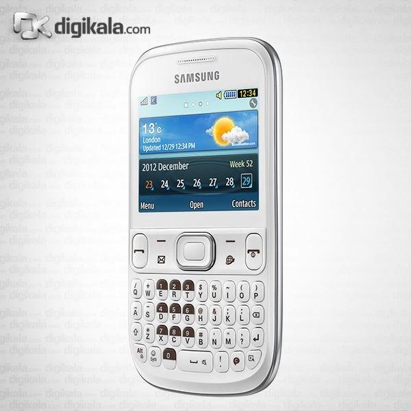 گوشی موبایل سامسونگ چت 333                             Samsung Ch@t 333 Mobile Phone