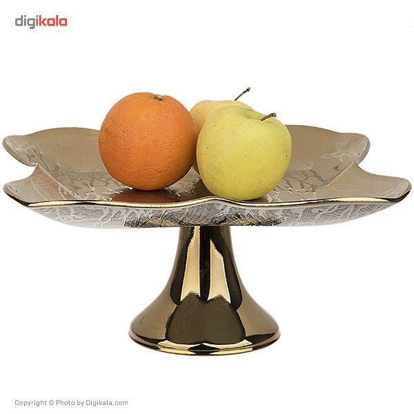 شیرینی خوری پایه دار لورنزا مدل Parvane main 1 3