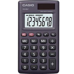 ماشین حساب کاسیو HS-8 LVBK