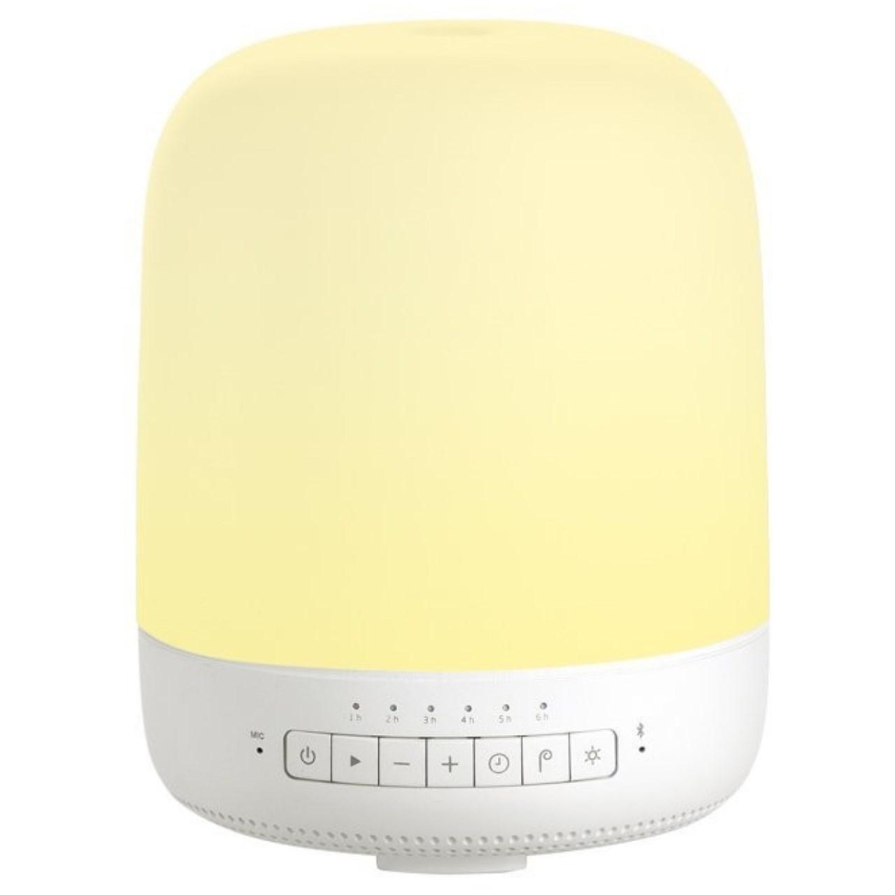 اسپیکر بلوتوثی و لامپ هوشمند ایمویی مدل H0027