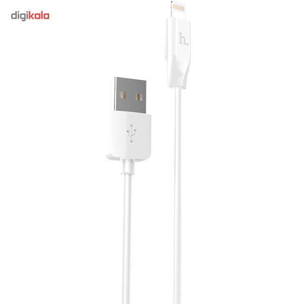 کابل تبدیل USB به لایتنینگ هوکو مدل X1 Rapid طول 1 متر main 1 1
