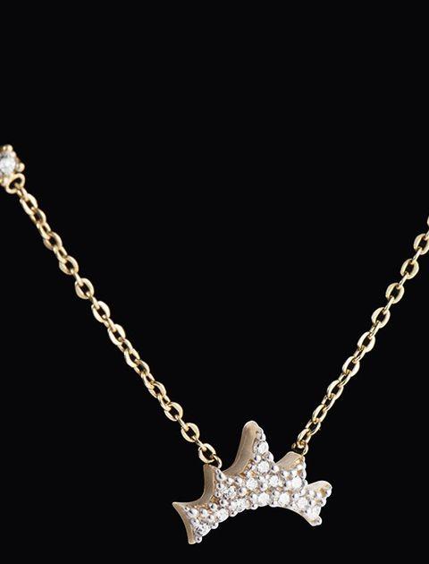 گردنبند طلا 18 عیار ماهک مدل MM0485 - مایا ماهک -  - 3