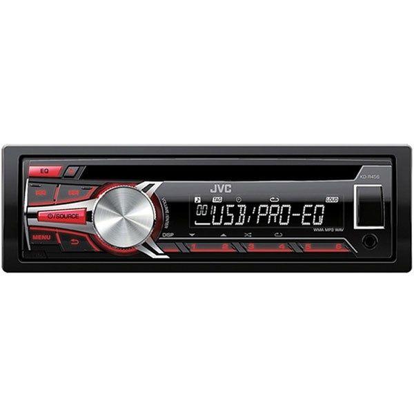 پخش کننده خودرو جی وی سی KD-R456