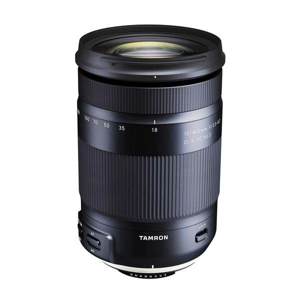 لنز تامرون مدل 18-400 mm F/3.5-6.3 Di II VC HLD مناسب برای دوربینهای نیکون
