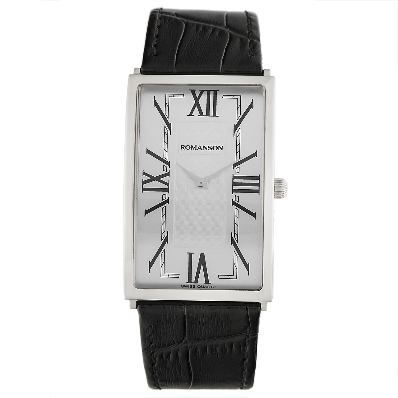 ساعت مچی عقربه ای مردانه رومانسون مدل TL9252MM1WAS5W 21