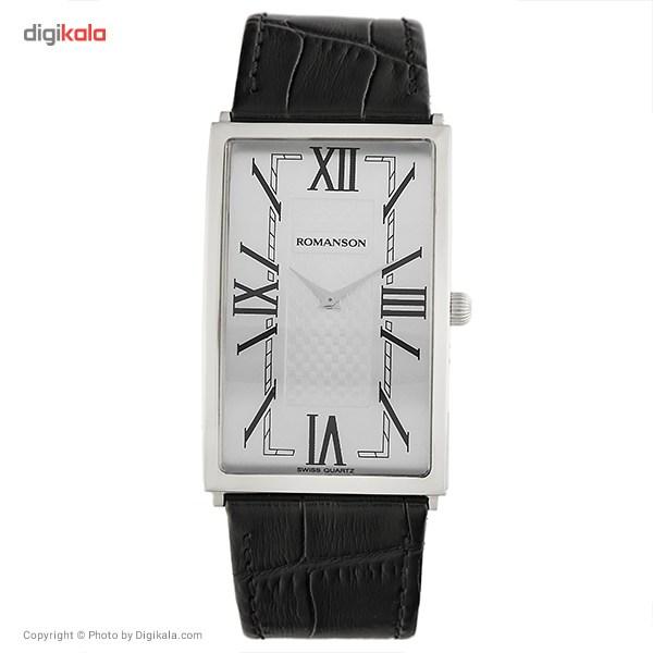 خرید ساعت مچی عقربه ای مردانه رومانسون مدل TL9252MM1WAS5W
