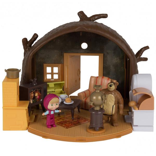 خانه عروسک سیمبا مدل Masha Playset Bears