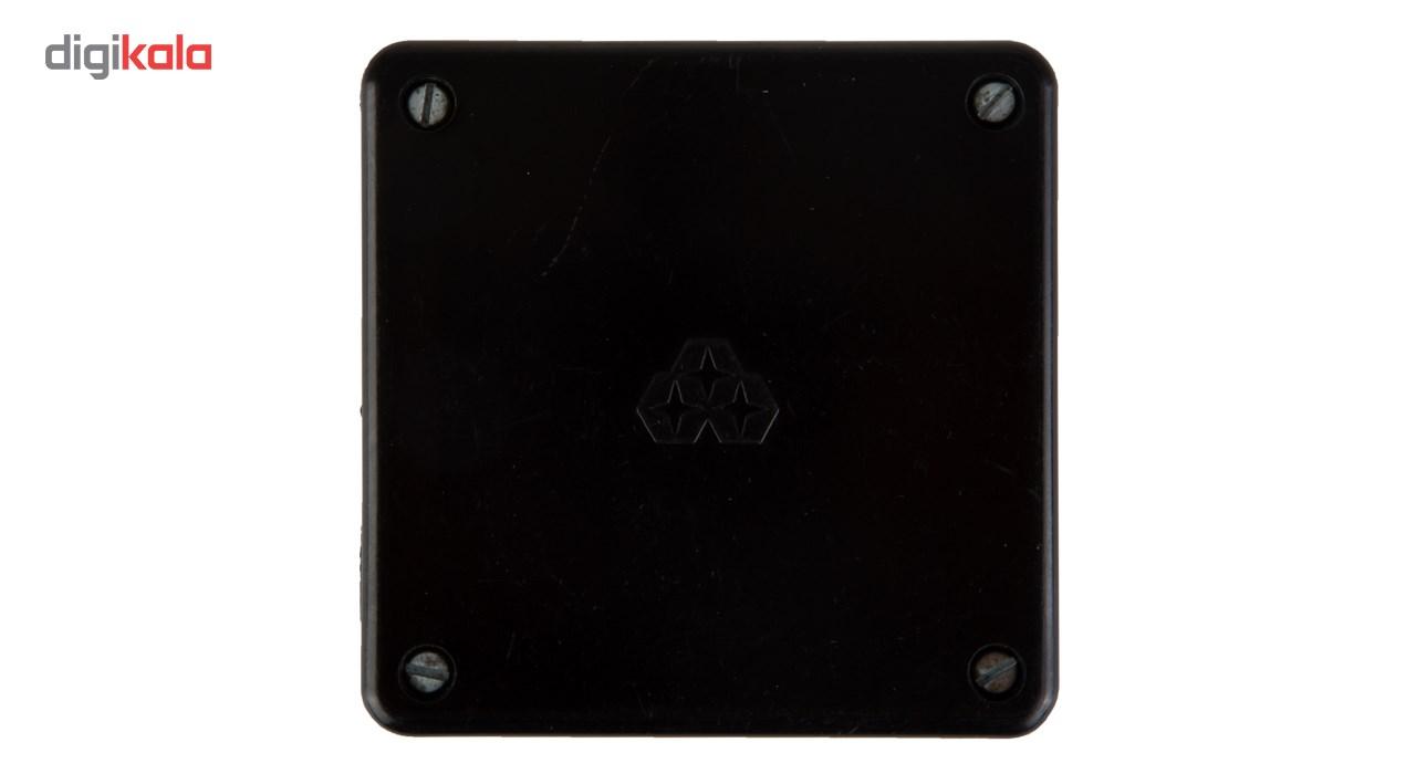 جعبه تقسیم برق مدل 8×8 بسته 3 عددی