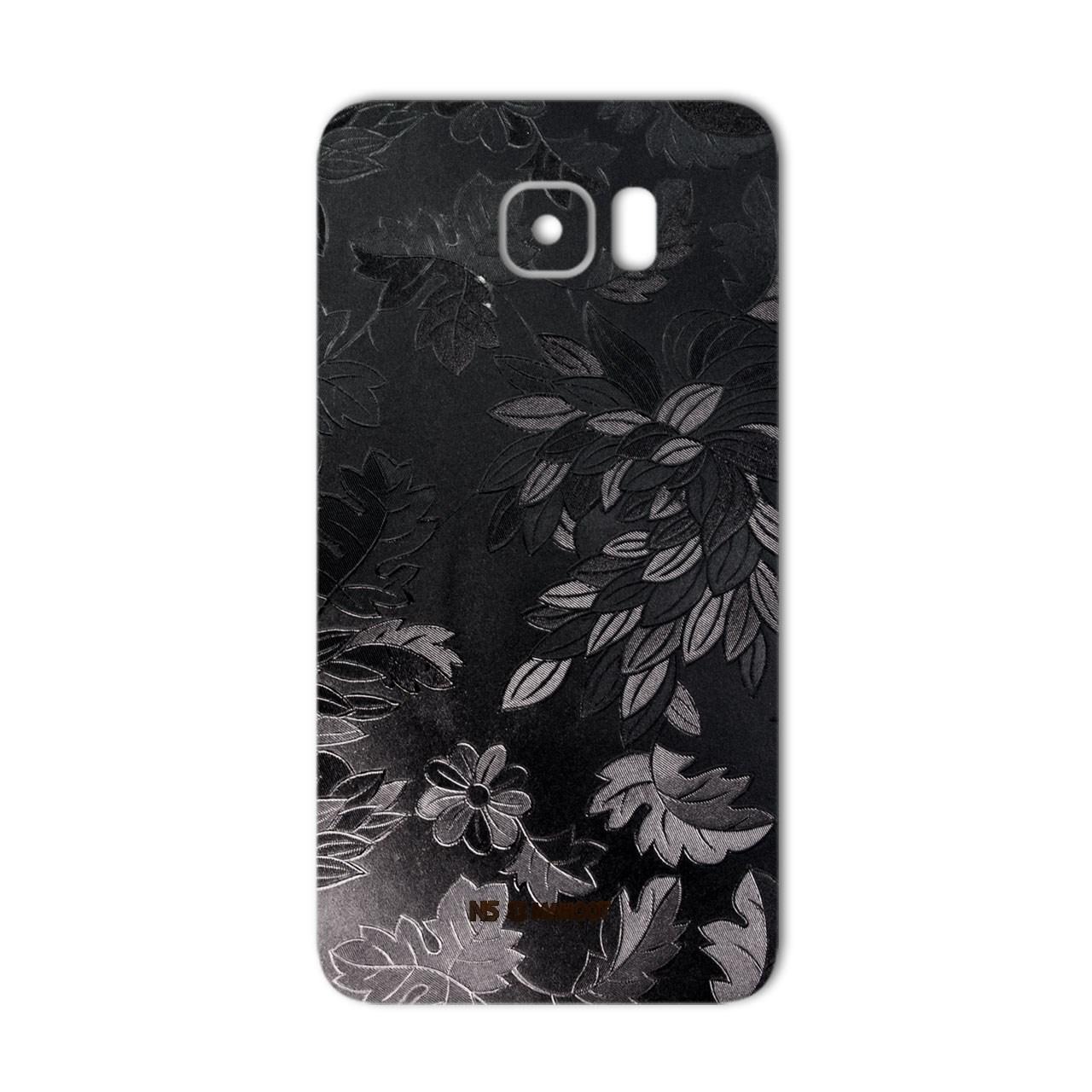 برچسب تزئینی ماهوت مدل Wild-flower Texture مناسب برای گوشی  Samsung Note 5