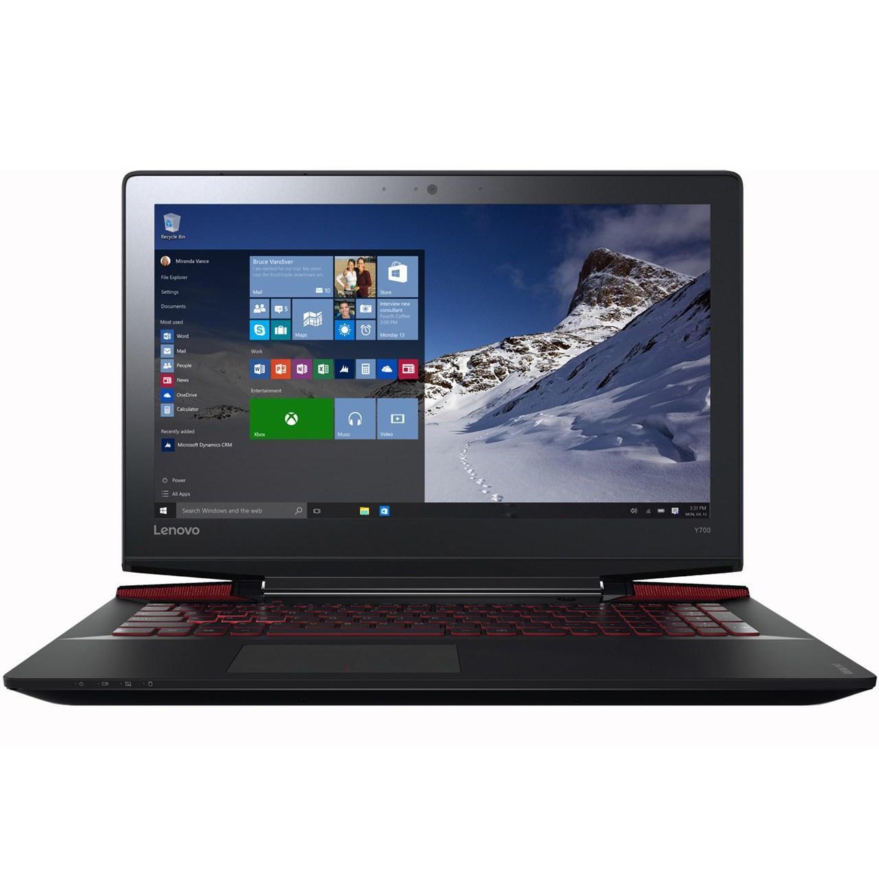 لپ تاپ 15 اینچی لنوو مدل Ideapad Y700 - D