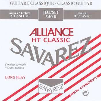 سیم گیتار کلاسیک ساوارز مدل 540 R