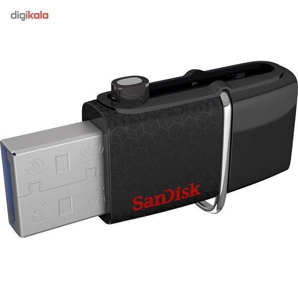 فلش مموری سن دیسک مدل Ultra Dual USB Drive 3.0 ظرفیت 128 گیگابایت main 1 3