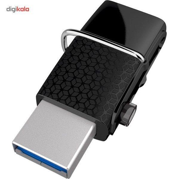 فلش مموری سن دیسک مدل Ultra Dual USB Drive 3.0 ظرفیت 128 گیگابایت main 1 5