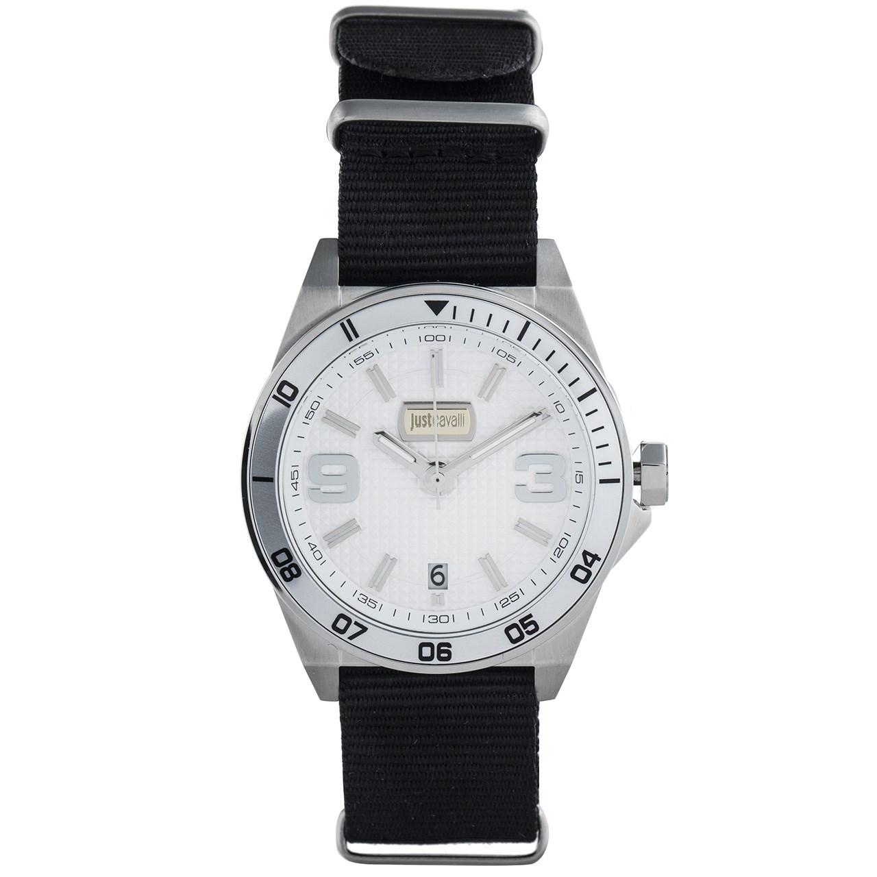 ساعت مچی عقربه ای مردانه جاست کاوالی مدل JC1G014L0015 23