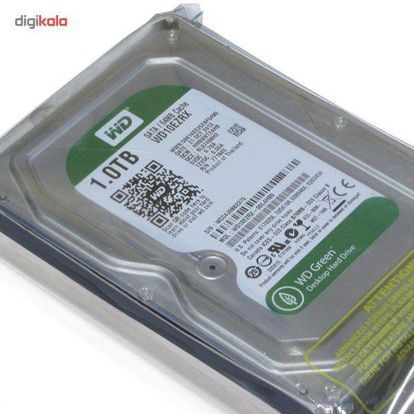 هارددیسک اینترنال وسترن دیجیتال سری سبز مدل WD10EZRX ظرفیت 1 ترابایت main 1 7