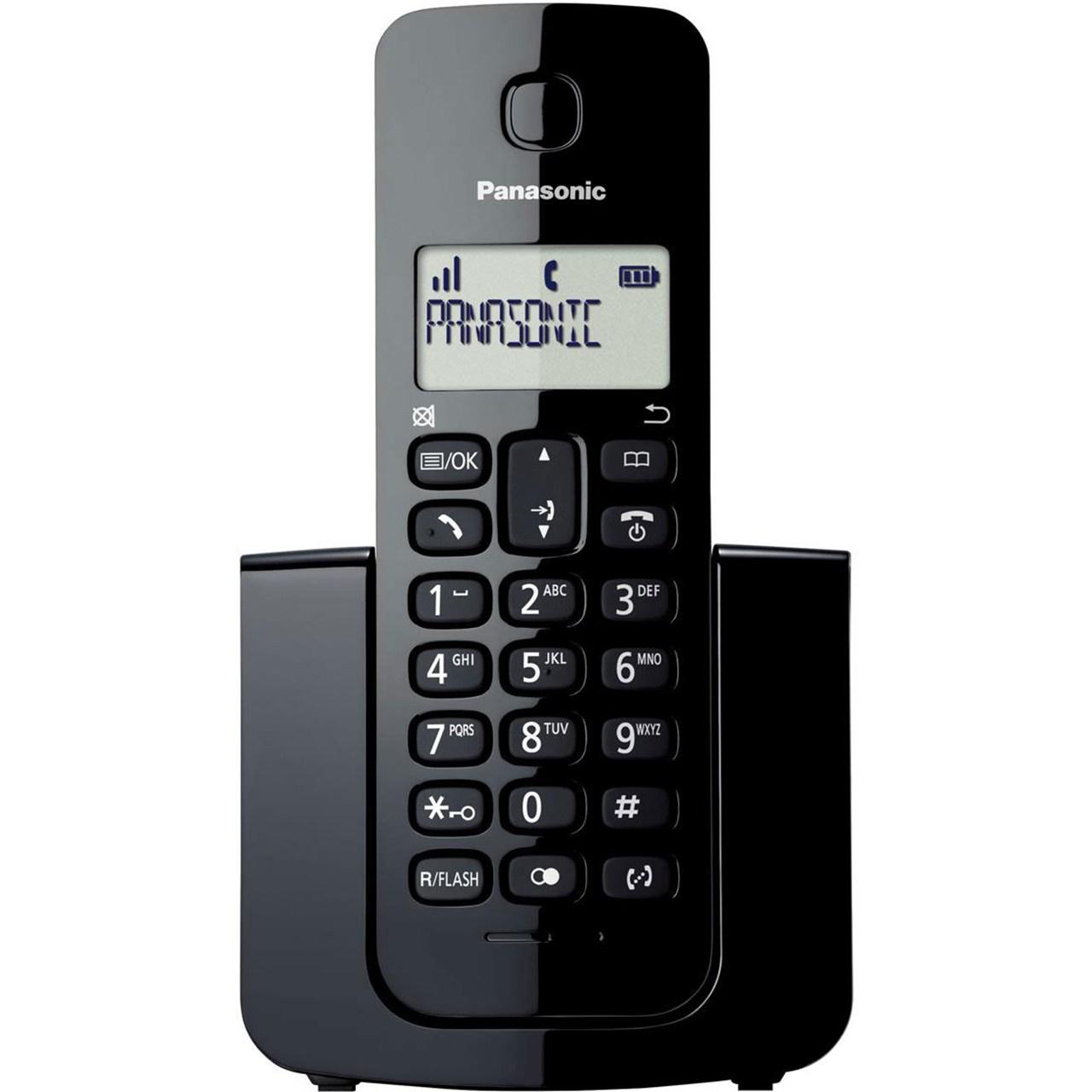 خرید اینترنتی تلفن بیسیم پاناسونیک مدل KX-TGB110