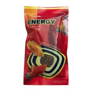 غذای خشک ماهی انرژی مدل مینی گرانول  20 گرم