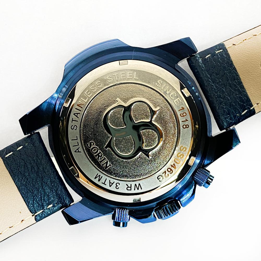 ساعت مچی عقربهای مردانه سورین مدل 0462