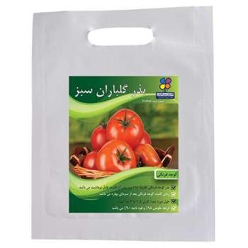 بذر گوجه فرنگی گلباران سبز