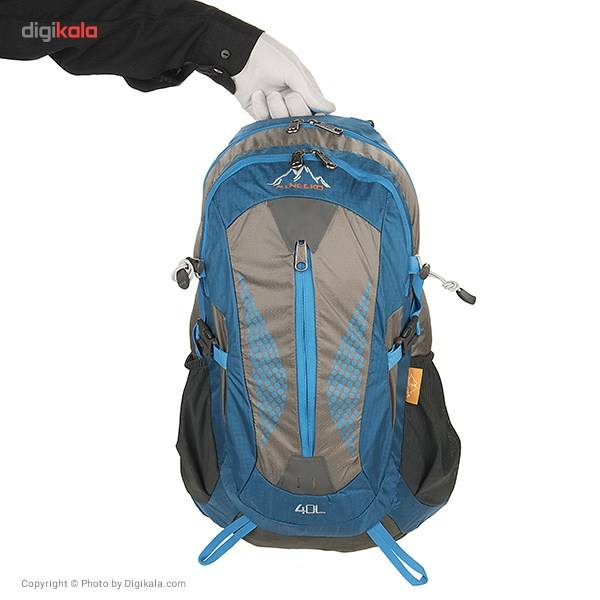 کوله پشتی کوهنوردی 40 لیتری آل نیکو مدل 9630 main 1 6