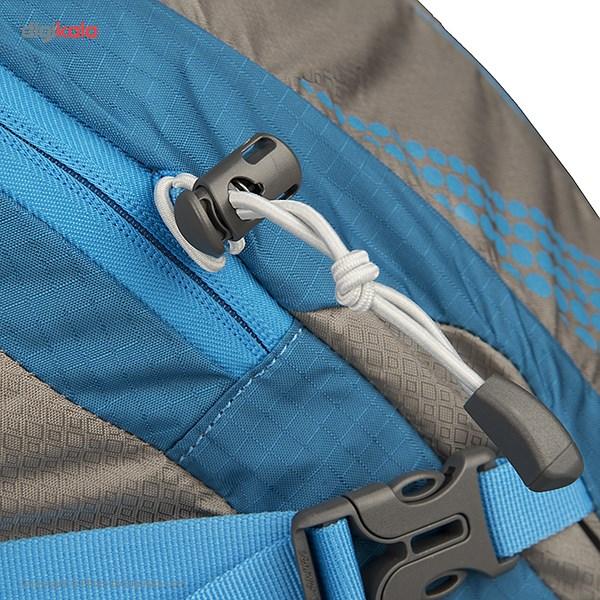 کوله پشتی کوهنوردی 40 لیتری آل نیکو مدل 9630 main 1 8